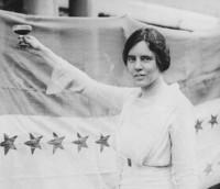 Why is alice paul such an inspiration to her comrades?